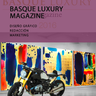 BASQUE LUXURY MAGAZINE
